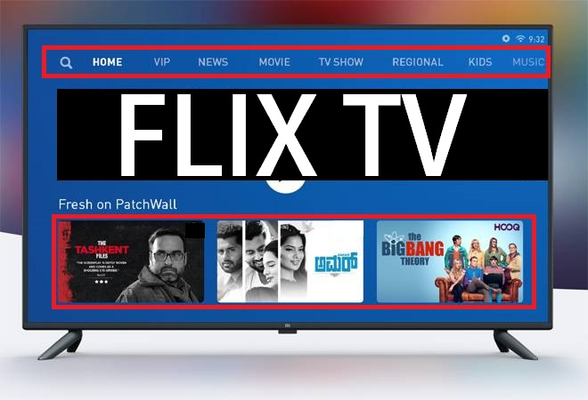 FlixTV For Android TV Box
